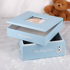 Aufbewahrungsbox zur Geburt