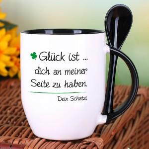 pde-ker-t-loe2-s-1893_Löffeltasse_Kaffeetasse_Glück_ist_bedruckt